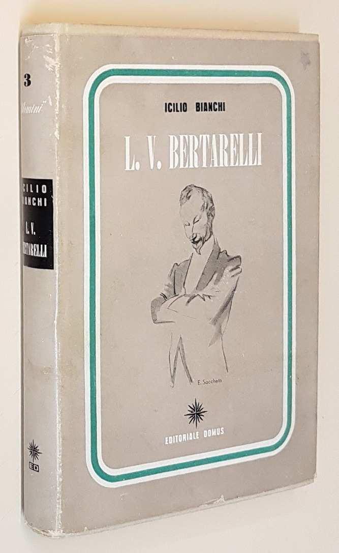 L. V. BERTARELLI il fondatore del Touring