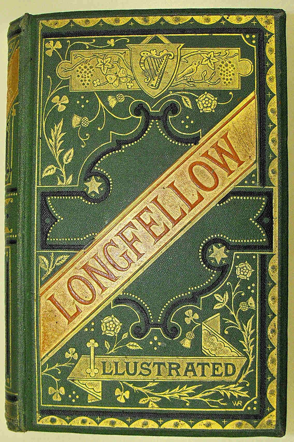 THE POETICAL WORKS OF HENRY WADSWORTH LONGFELLOW - AUTOR'S COMPLETE EDITION