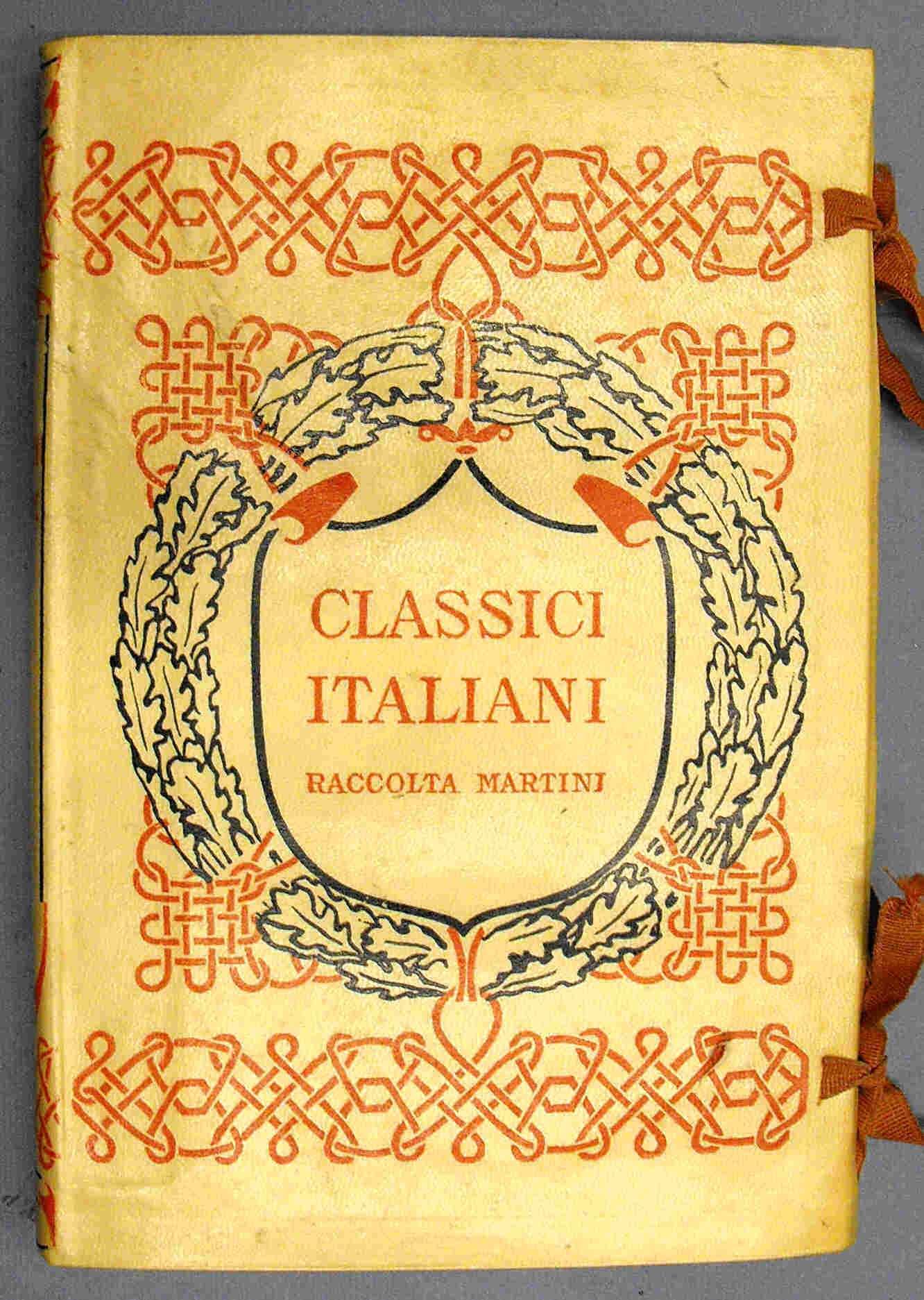 BINI - SCRITTI preceduti da un discorso di Giuseppe Mazzini