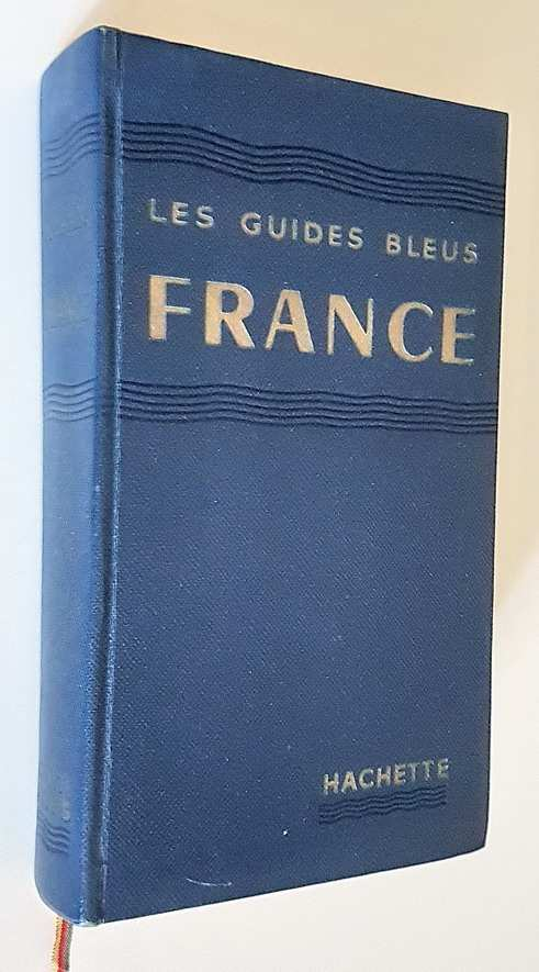 Les guides bleus - FRANCE