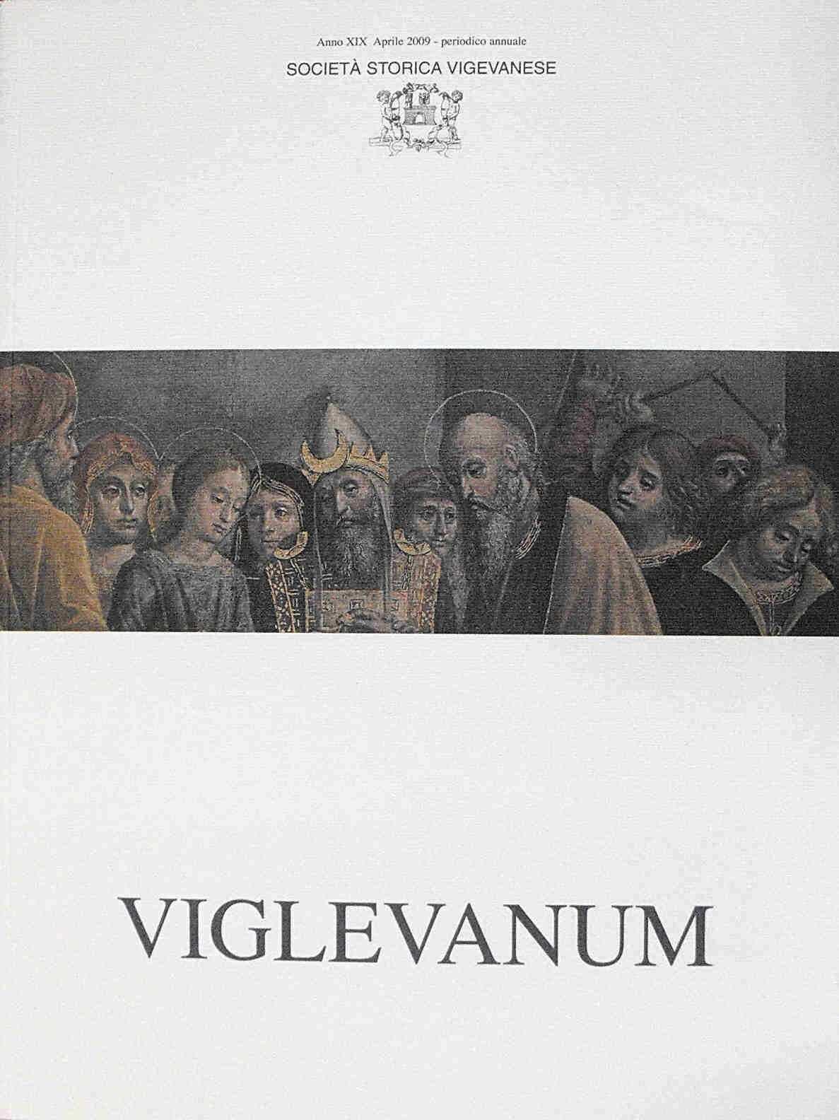 VIGLEVANUM - Anno XIX Aprile 2009