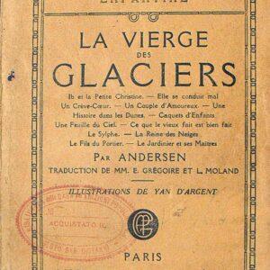 LA VIERGE DES GLACIERS