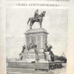 Le cento citt? d'Italia - ROMA CONTEMPORANEA