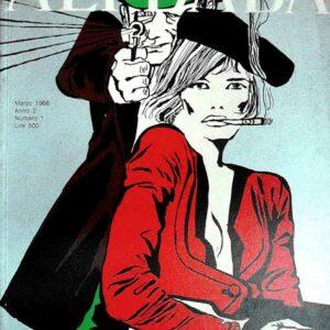 ALI BABA - Rivista mensile N. 1 (anno 2) - Marzo 1968