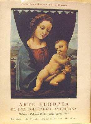 ARTE EUROPEA DA UNA COLLEZIONE AMERICANA (34 opere dal secolo XV al secolo XIX)