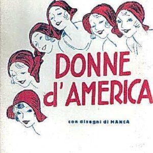 DONNE D'AMERICA