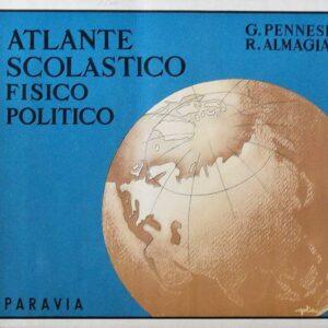 ATLANTE SCOLASTICO FISICO POLITICO