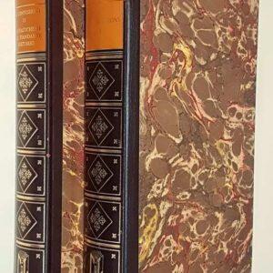 LE CONFESSIONI (libri I - XII) - FANTASTICHERIE DEL VIANDANTE SOLITARIO - Volumi I e II