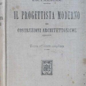 IL PROGETTISTA MODERNO DI COSTRUZIONI ARCHITETTONICHE