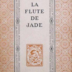 LA FLUTE DE JADE