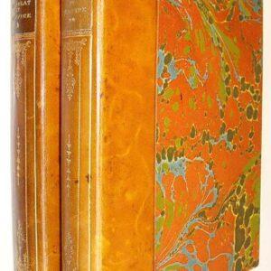 LE CONSULAT ET L'EMPIRE 1799-1809 et 1809-1815 (vol. I et II)