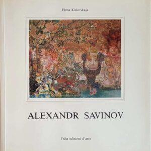 ALEXANDR SAVINOV