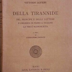 DELLA TIRANNIDE del Principe e delle Lettere, panegirico di Plinio a Traiano, La Virtu' sconosciuta