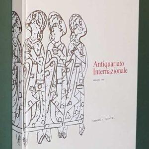 ANTIQUARIATO INTERNAZIONALE 1995 - Tredicesima edizione