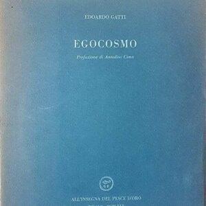EGOCOSMO - Prefazione di Annalisa Cima