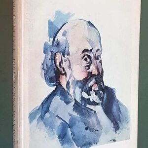 Water-colours by PAUL CEZANNE with thirty-twi plates in colour selected