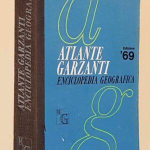 ATLANTE GARZANTI - Enciclopedia geografica