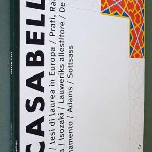 CASABELLA - Rivista internazionale di architettura - Anno LXI (luglio-agosto 1997) N. 647