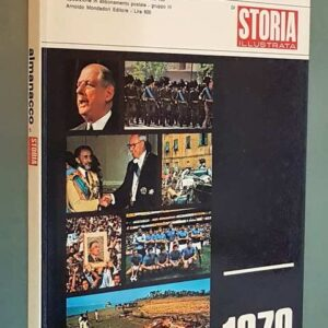 ALMANACCO DI STORIA ILLUSTRATA - 1970