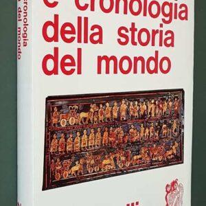 ATLANTE E CRONOLOGIA DELLA STORIA DEL MONDO
