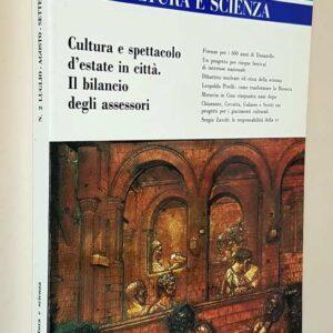 VITA ITALIANA cultura e scienza - N. 2 (anno XXVI) - Luglio-settembre 1986