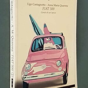 FIAT 500 - Genio di un'epoca