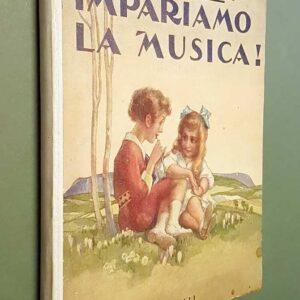 IMPARIAMO LA MUSICA - La musica e' il linguaggio degli Angioli
